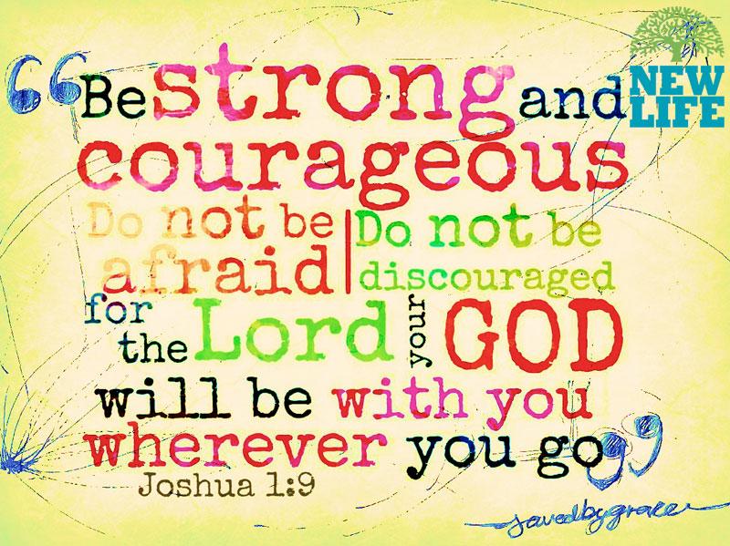 Be a Joshua
