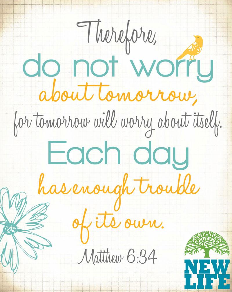 Focusing on God