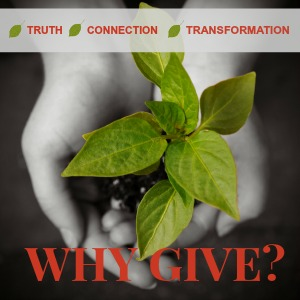 Why Give to New Life Ministries